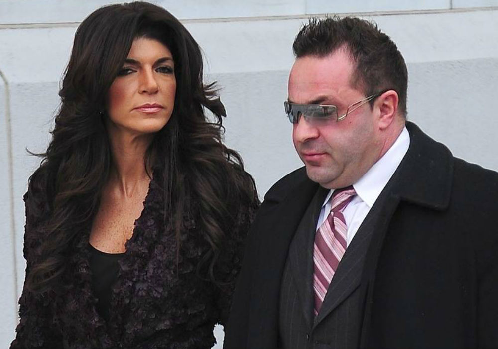 RHONJ Star Teresa Giudice Working On Custody Agreement As She Prepares To Divorce Juicy Joe