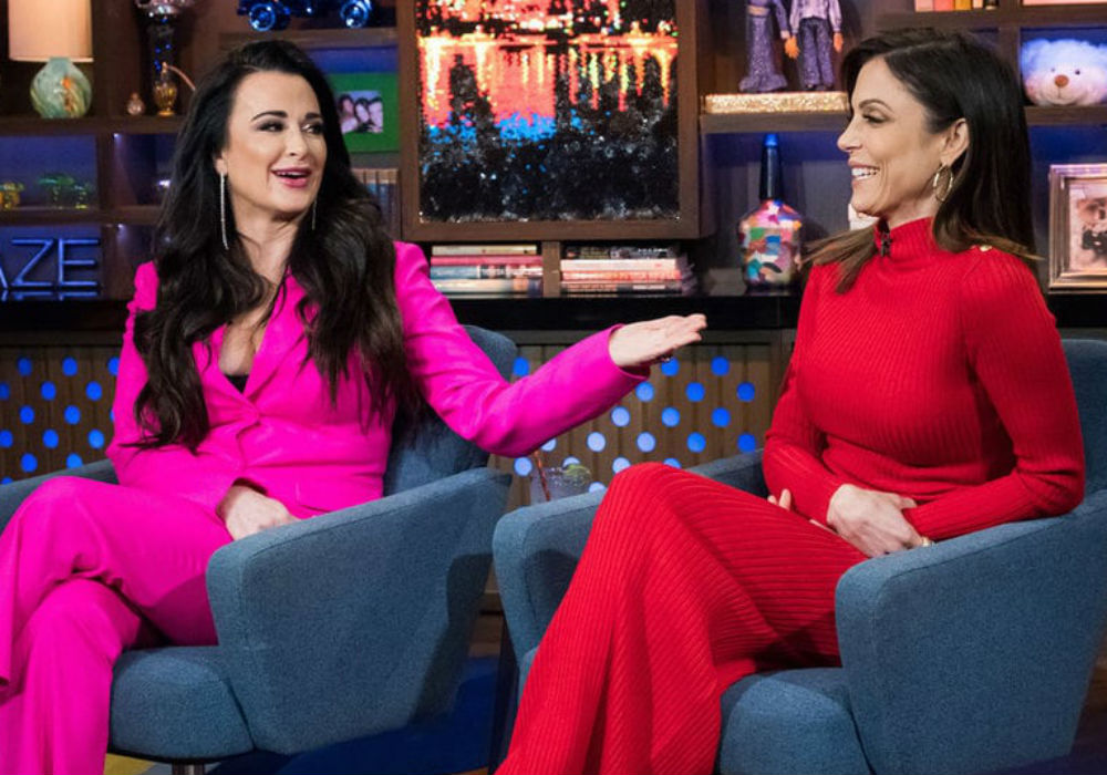 RHONY Bethenny Frankel Weighs In On Lisa Vanderpump And Kyle Richards' Feud