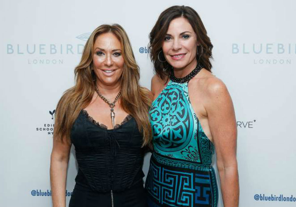 RHONY Ramona Singer Spills Major Tea About Newbie Barbara Kavovit's Relationship With Countess LuAnn