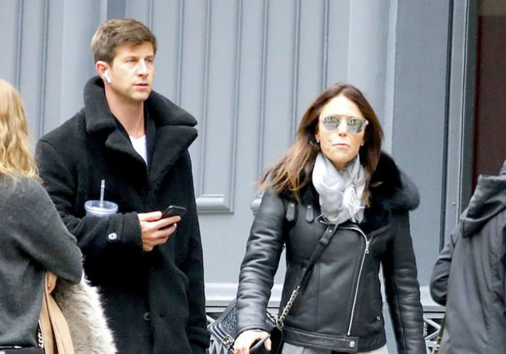 RHONY Star Bethenny Frankel Shares PDA Filled Pic With Boyfriend Paul Bernon