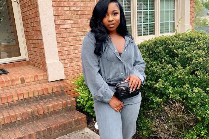 Lil Wayne's Daughter Reginae Carter Has A Raunchy Dance-Off With Toya Wright -- Fans Say Video Shows She Is Handling The YFN Lucci Split In A Sassy Way