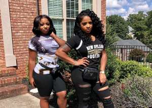 Toya Wright Shows Off Her Hourglass Figure At The Gym And Fans Say She's Twinning With Her Daughter, Reginae Carter - Check Out Her Video & Photo