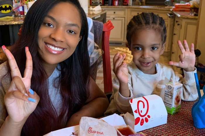 Kandi Burruss Shares Video Of Ace Making Sweet Promises To His Mom And Big Sister Riley -- Happy Supporters Say Todd Tucker And His Wife Raised These Children Well