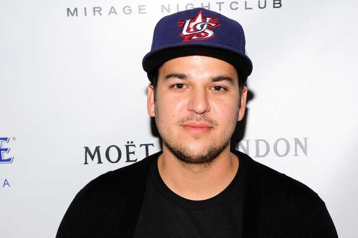 KUWK: Here's Why Rob Kardashian And Daughter Dream Were Not In The Kar-Jenner Easter Family Picture
