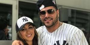Ronnie Magro And Jen Harley Are The Best They've Ever Been