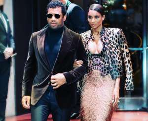 Ciara Shares Picture Of Her Handsome Husband, Russell Wilson --  Fans Go Wild Over His Huge Feet -- See What Got Them Talking