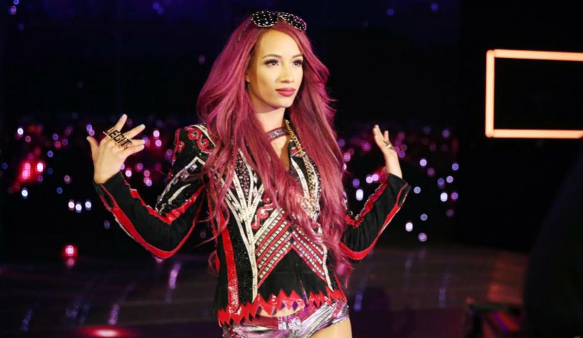 Sasha Banks Wendy Williams Show WWE