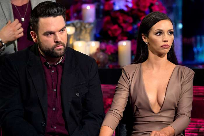 "Scheana Marie Is In Contact With Ex-Husband Mike Shay: ""We're Friendly"""
