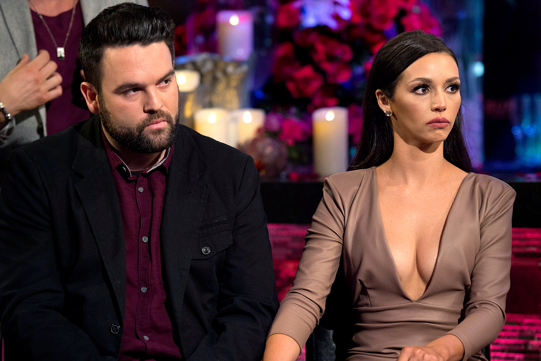 Scheana and Mike