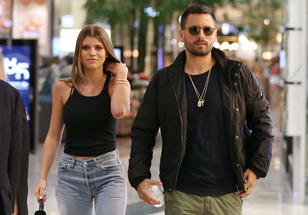 Scott Disick And Sofia Richie Finally Ready To Wed_ She Is Reportedly 'Begging' For A Ring
