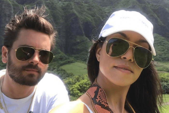 Kourtney Kardashian And Scott Disick Talk Coparenting In Video For Her Lifestyle Blog Poosh