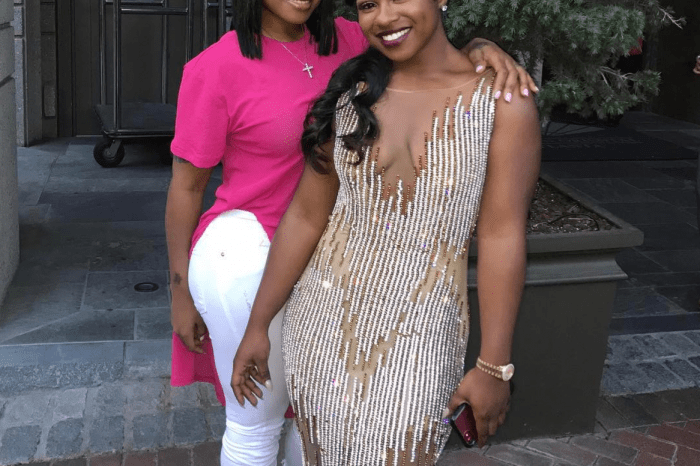 Toya Wright Is A Proud Mom And Shares The Trailer For The Love Story In Which Reginae Carter Makes Her Debut - Nae Offers Her Gratitude
