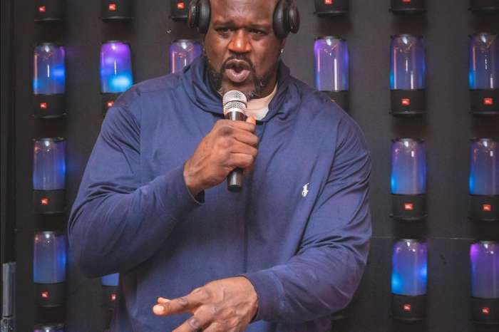 Shaquille O'Neal Shows Off His New Talent, Plays A Dr. Dre Song With A Harp In Hilarious Video -- Will The Cuteness Bring Shaunie Back?