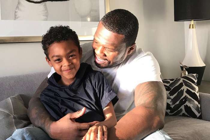 50 Cent Drags Non-Fan Who Called Him Out After He Posted Adorable Picture With Son Sire Jackson -- It All Had To Do With Marquise