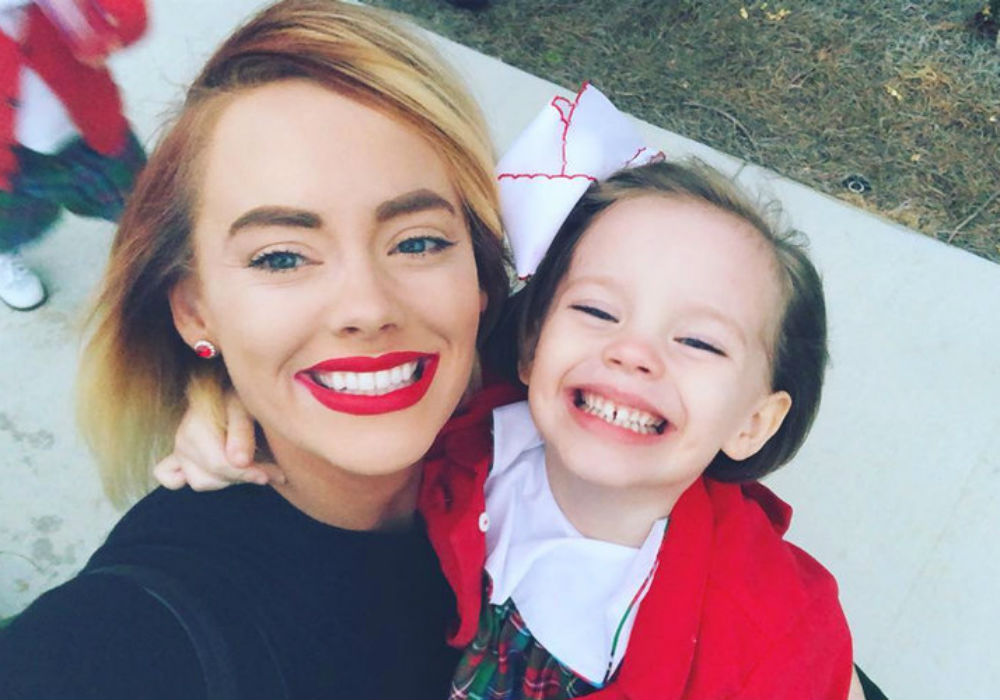Southern Charm Star Kathryn Dennis' Daughter Kensie Has Major Milestone Amid Her Parents Nasty Custody Battle