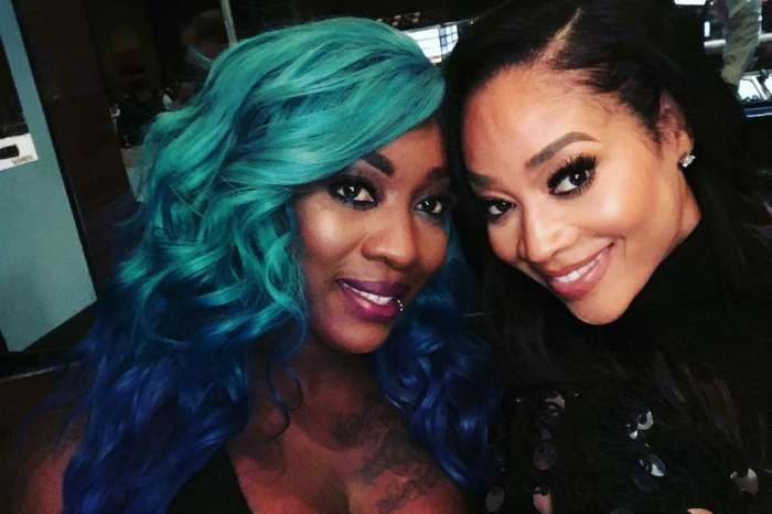 "Mimi Faust Celebrates ""Beautiful Black Women"" With Sweet Photo Featuring Spice After Epic Skin Bleaching Debate On 'Love & Hip Hop: Atlanta'"