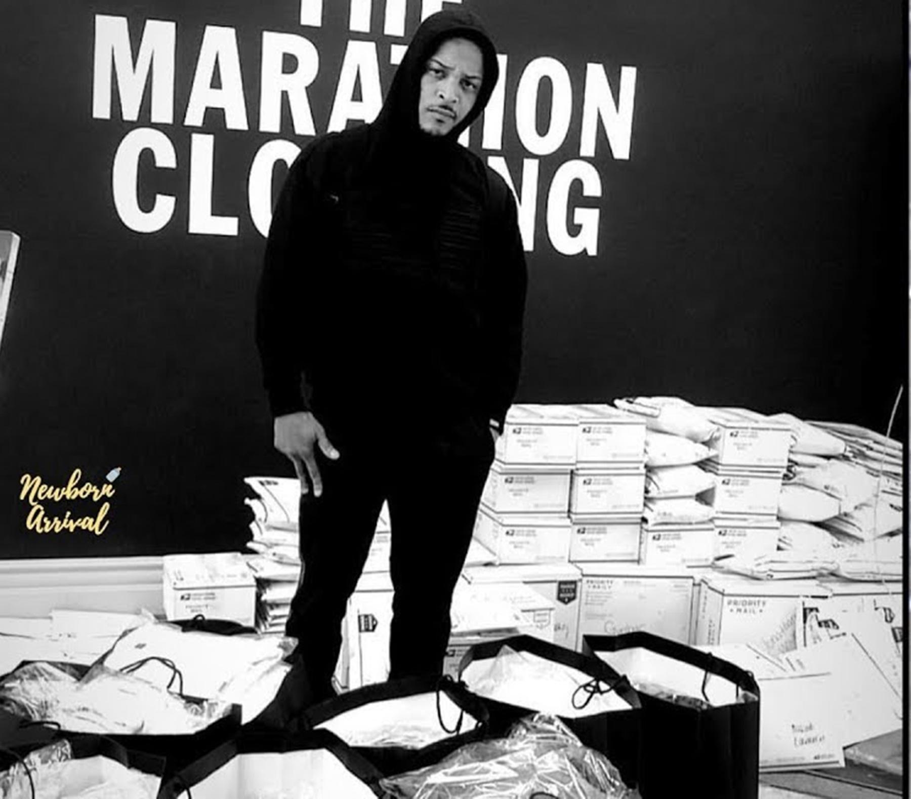 T.I. Nipsey Hussle Store Marathon