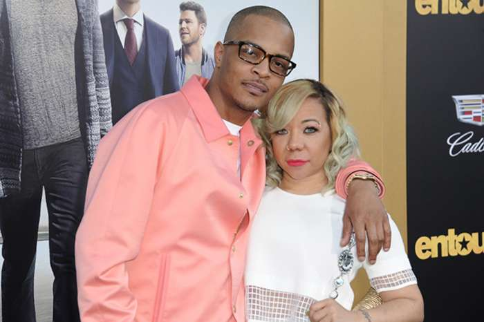 Tiny Harris Wants To Introduce Her Racy Alter Ego, Ryder, To The World And T.I. Freaks Out - See The Video