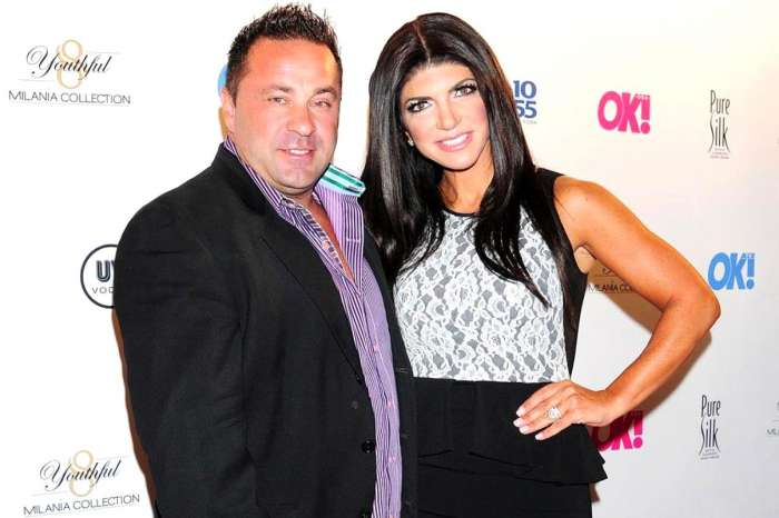 Teresa Giudice Misses Joe's Presence Around The Holidays But Has 'Mixed Feelings' About Him Most Of The Time