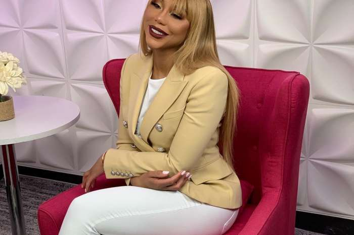 Tamar Braxton's Boyfriend David Adefeso Leaves Racy Comment On Her Picture After She Flaunted Her Tiger Stripes In Tight Dress -- Fans Say He Is A Lucky Man
