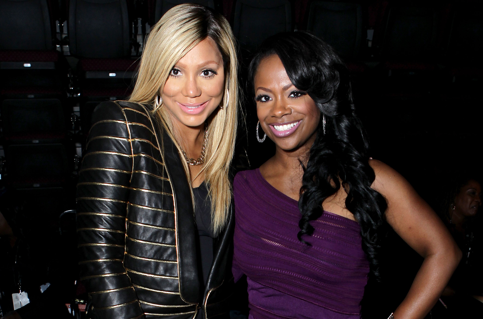 Kandi Burruss Announces Her Special Guest On 'Welcome To The Dungeon Tour': Tamar Braxton