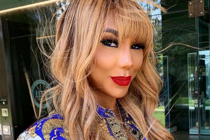Tamar Braxton's Boyfriend Hugs And Kisses Her In Red Carpet Debut Videos