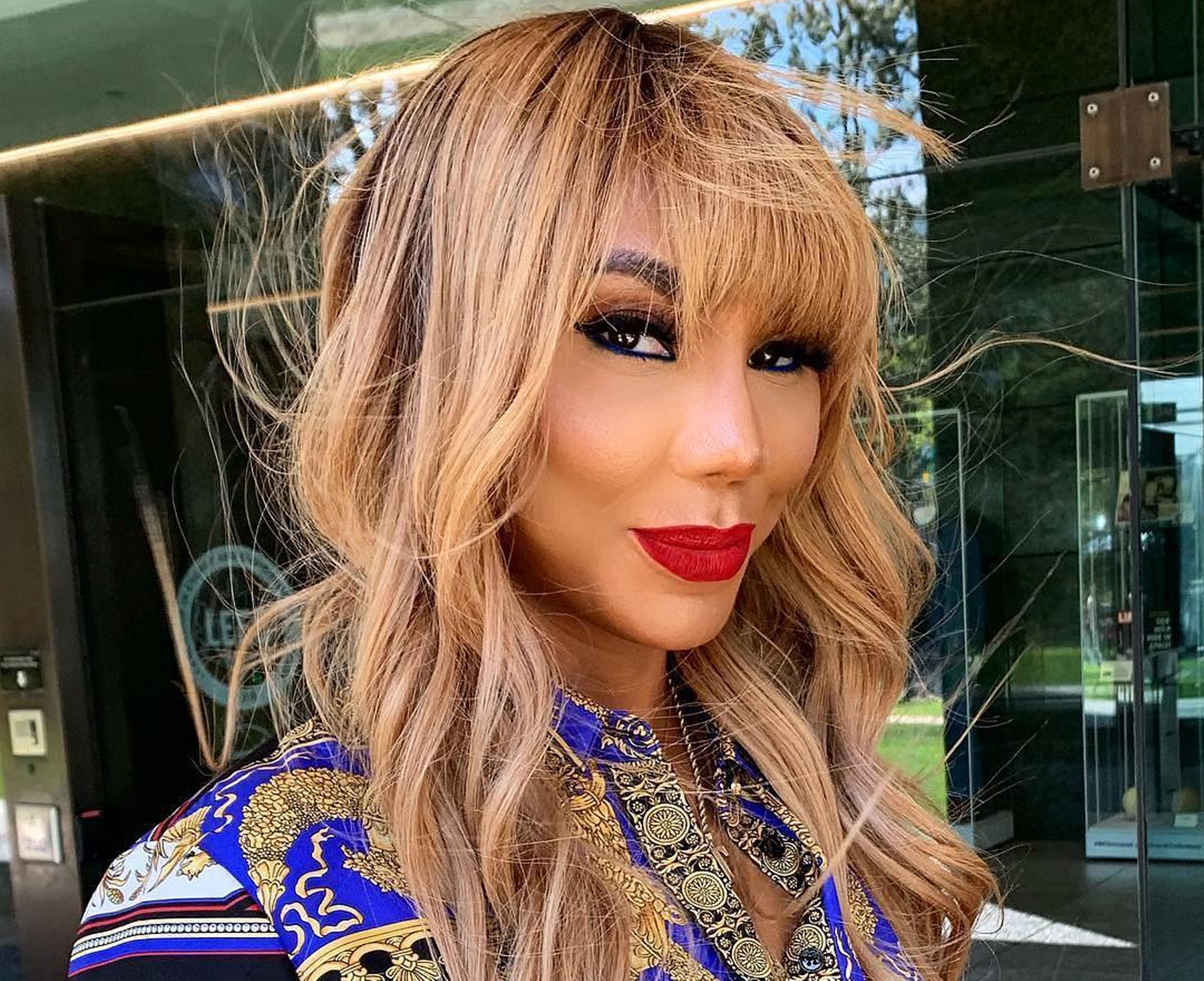 Tamar Braxton Shares Photo Of Nigerian Boyfriend