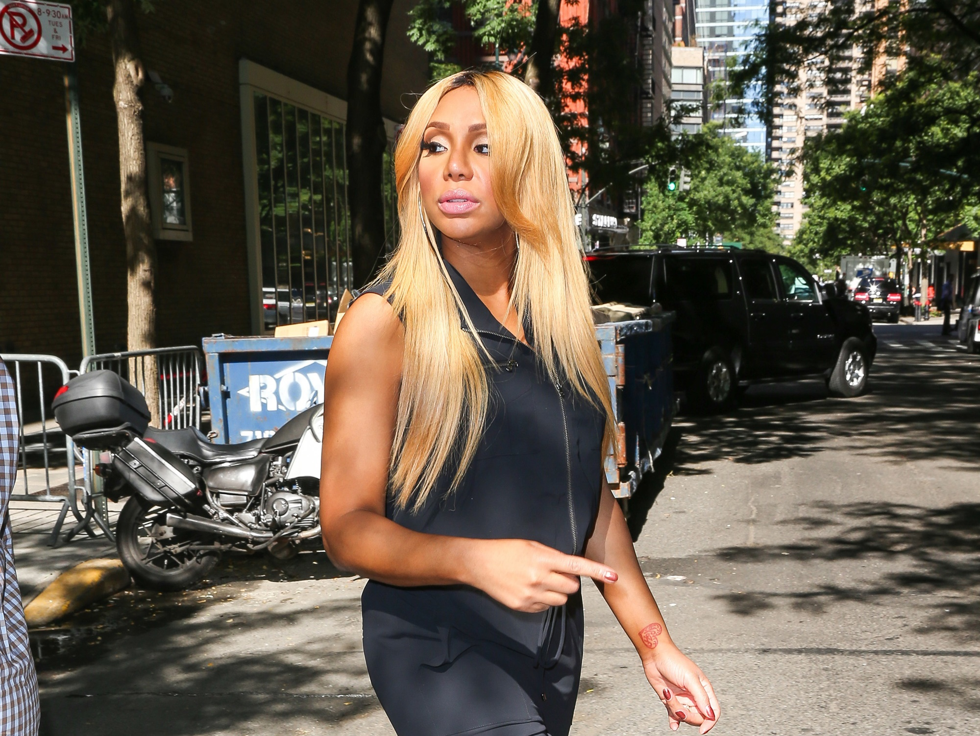 Tamar Braxton Looks Better Than Ever With Her Man And Receives Love From Porsha Williams And NeNe Leakes