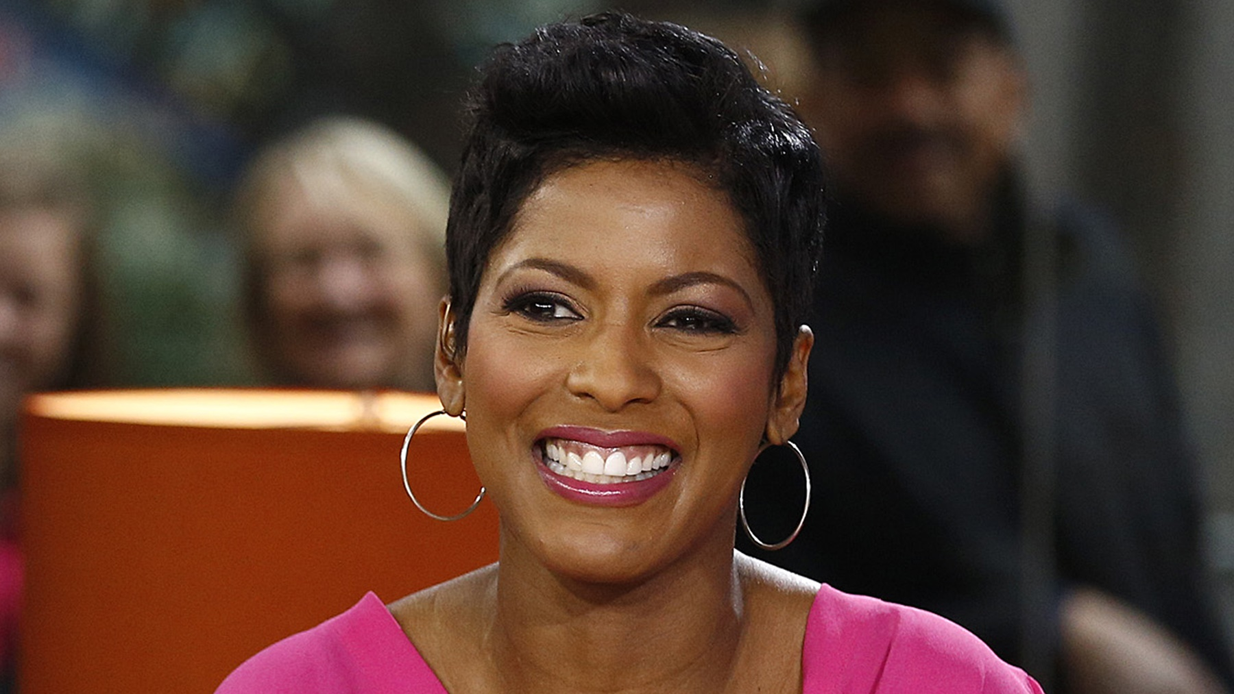 Tamron Hall Baby Bump Pregnancy