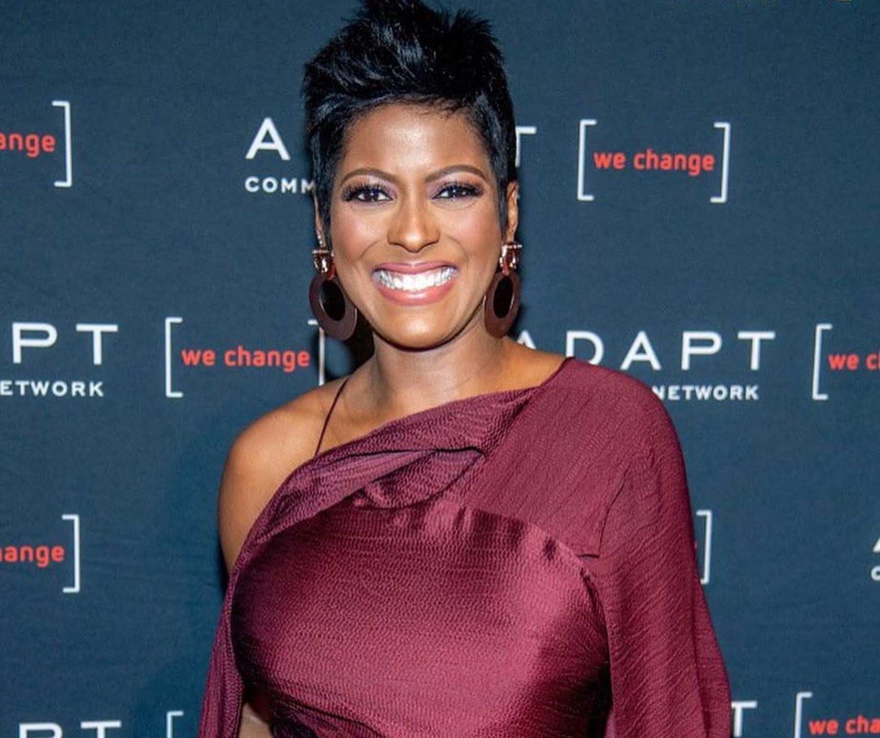 Tamron Hall Baby Moses Steven Greener