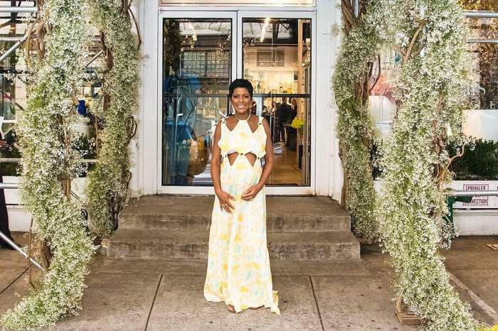 Tamron Hall Shares Elegant And Wild Baby Shower Photo Album As Due Date Approaches -- Steven Greener And His Wife Are Ready