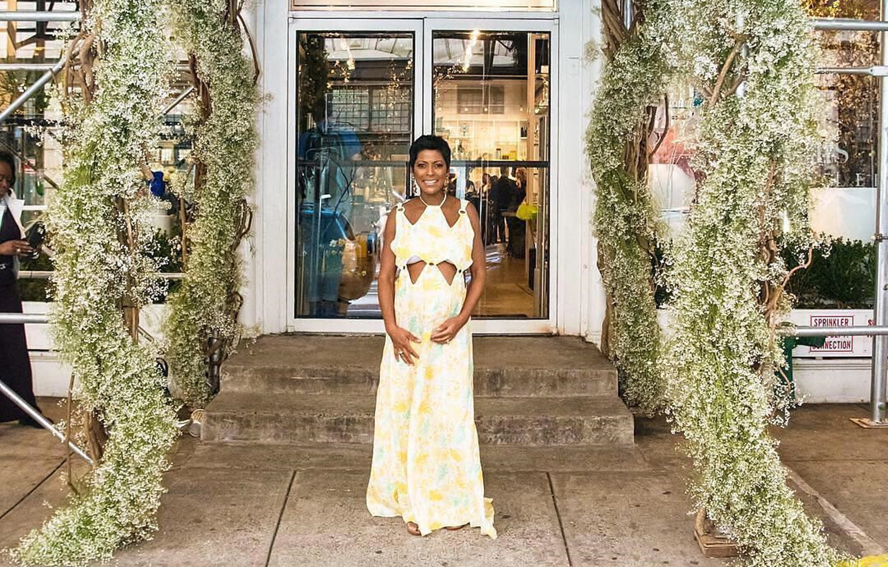 Tamron Hall Pregnant Steven Greener Baby