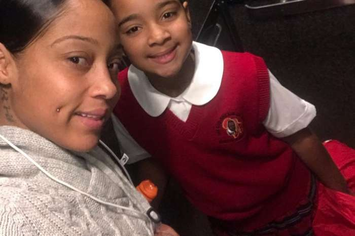 Tanisha Asghedom, AKA Chyna Hussle, And Daughter Emani Pay Tribute To Nipsey Hussle In New Video And Picture -- Fans Defend Her From Clout Chasing Charge