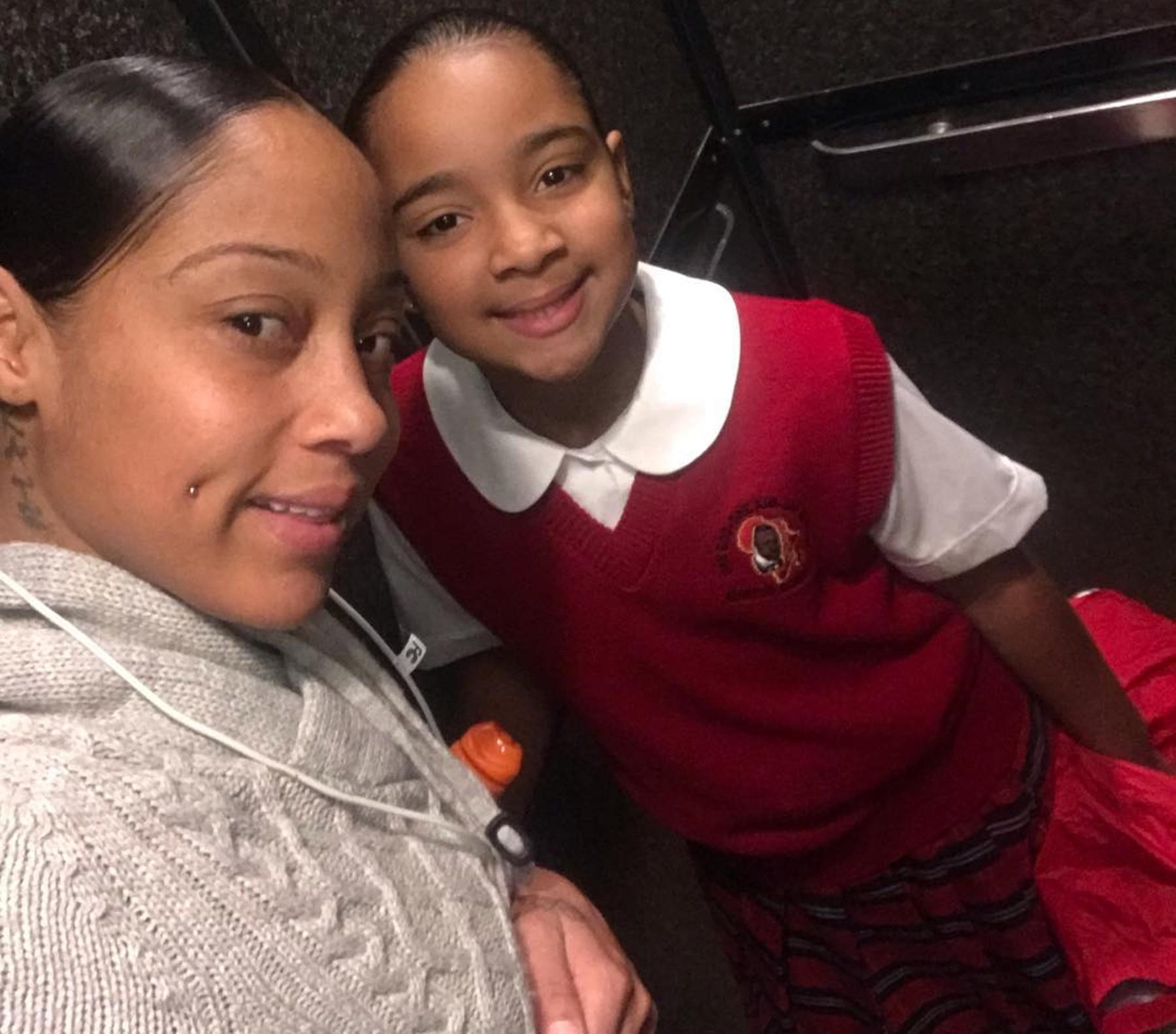 tanisha-asghedom-aka-chyna-hussle-and-daughter-emani-pay-tribute-to-nipsey-hussle-in-new-video-and-picture-fans-defend-her-from-clout-chasing-charge