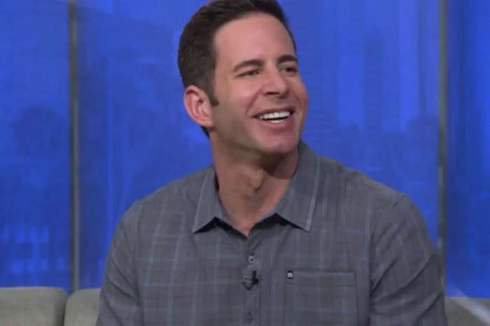 f35db451b Tarek El Moussa Accidentally Reveals Sex Of Ex-Wife Christina Anstead's Baby