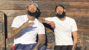 The Game Is Being Called A Liar After Posting This Picture And Nipsey Hussle Tribute -- Fans Step Up To Defend Him