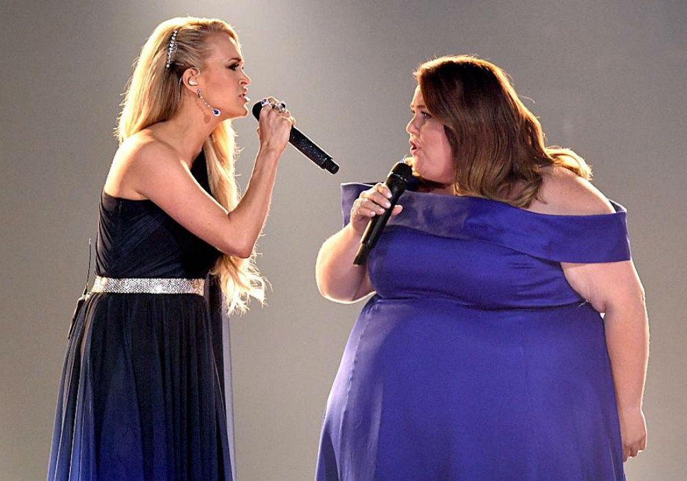 """this-is-us-star-chrissy-metz-ready-to-record-an-album-after-wowing-fans-at-the-acms-with-carrie-underwood"""