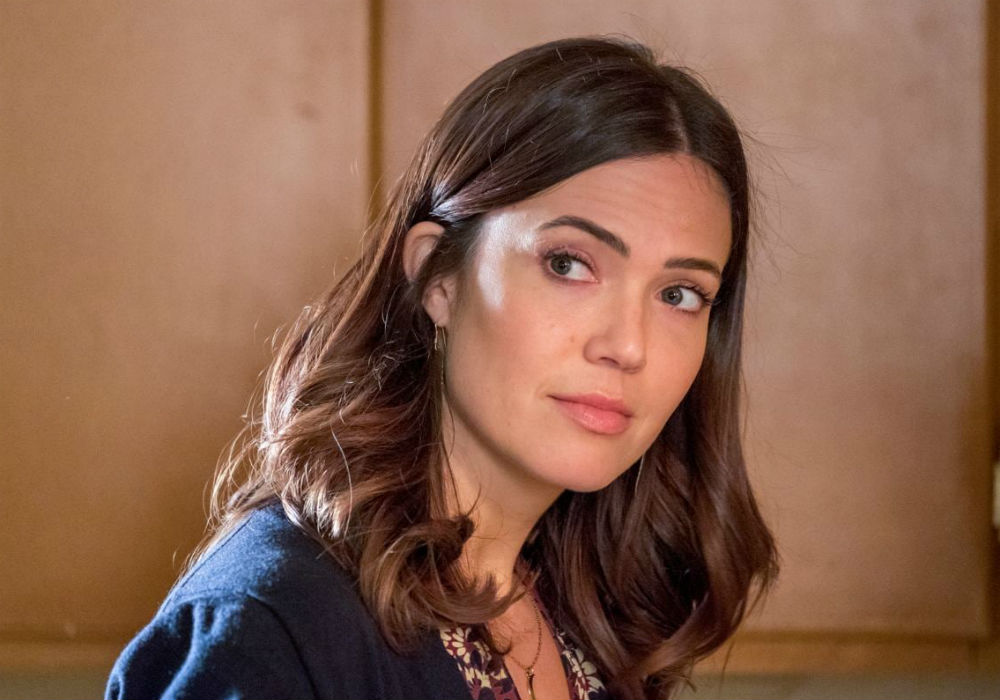This Is Us Star Mandy Moore Opens Up About Rebecca's Heartbreaking Reveal