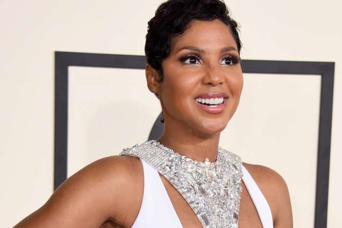 Toni Braxton Looks Stunning On The Red Carpet In Short White Dress Alongside Her 16-Year-Old Son - See The Pics!