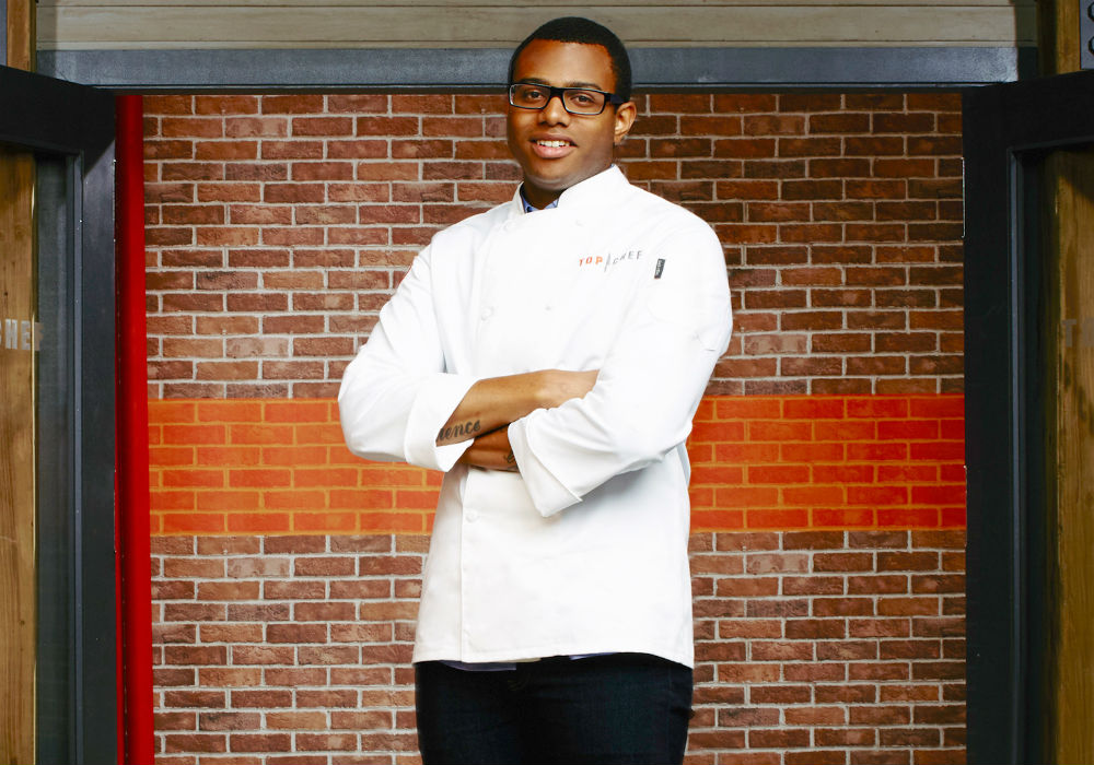 Top Chef Fan Favorite Kwame Onwuachi Spills Behind-The Scene Secrets