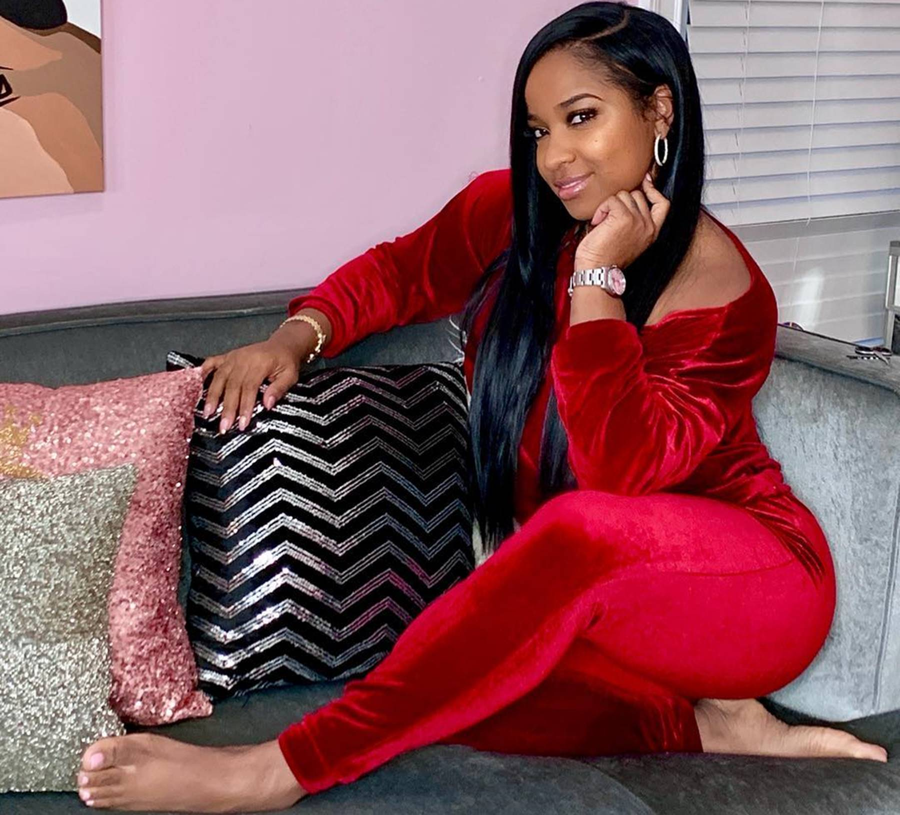 Toya Wright Is Working Hard To Have A Better Relationship With Her Sister And Fans Could Not Be Happier