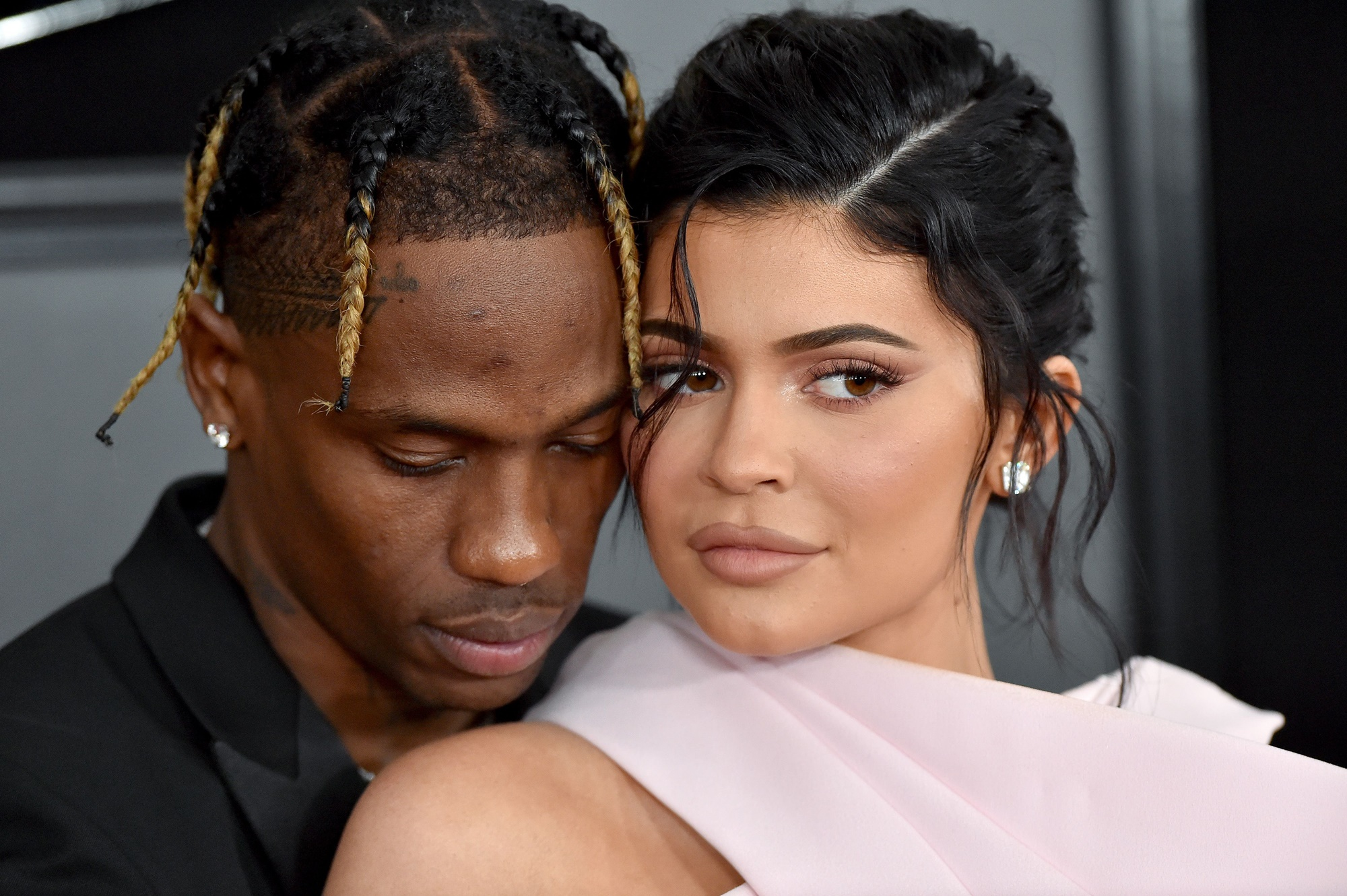 Travis Scott Kylie Jenner Coachella
