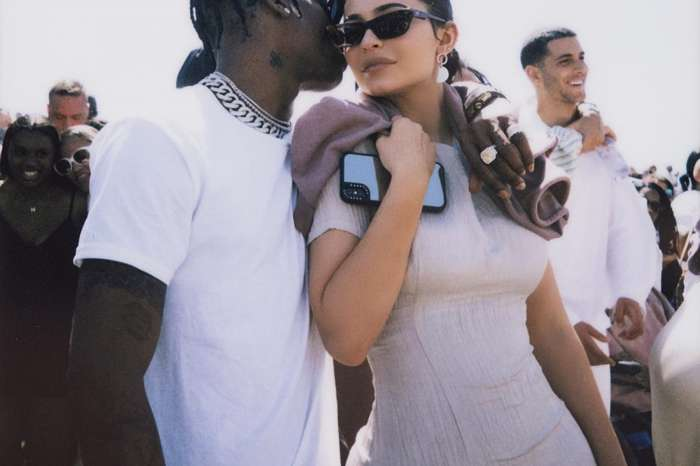 Kylie Jenner Debuts Massive Wedding Band And Engagement Ring In Video With Stormi Webster -- Is She Married To Travis Scott?