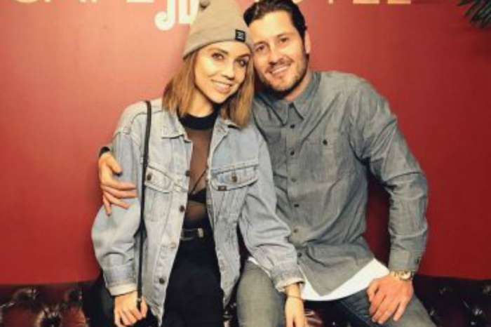 'DWTS' Val Chmerkovskiy And Jenna Johnson Get Married In Beautiful California Star-Studded Wedding