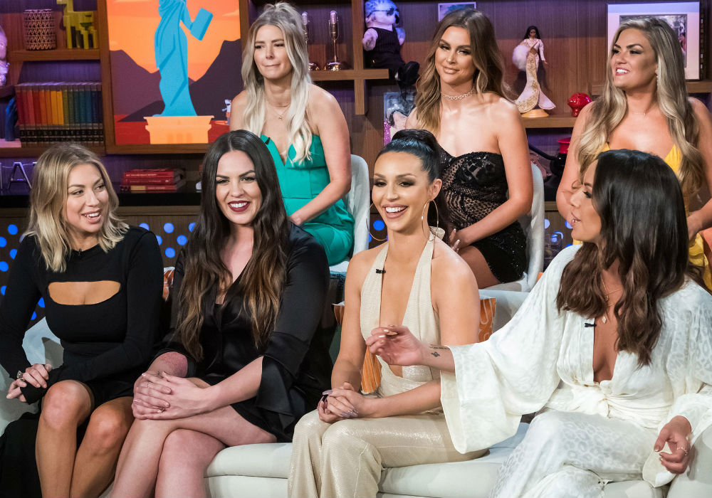 Vanderpump Rules Cast Are Still Feuding After Taping The Season 7 Reunion