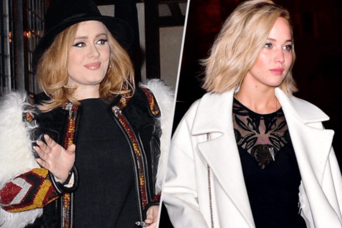 Was Jennifer Lawrence The Reason Adele Split With Simon Konecki?