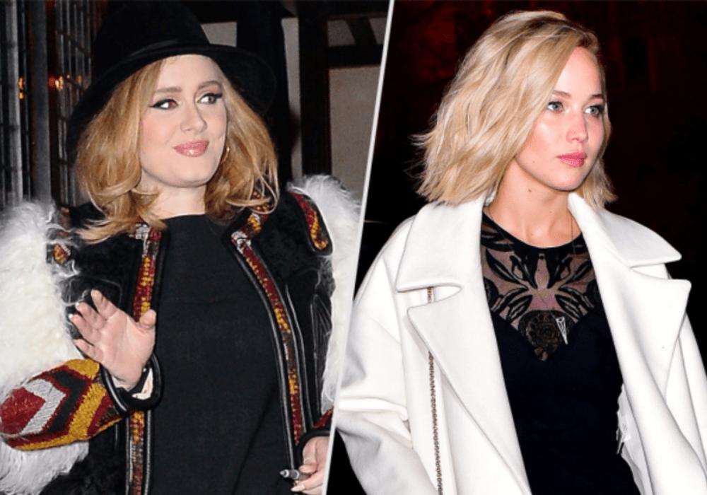 Was Jennifer Lawrence The Reason Adele Split With Simon Konecki