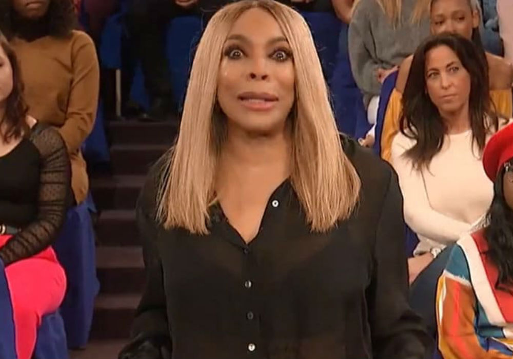 Praise! Wendy Williams Finally Files For Divorce From Her Trifflin' Husband