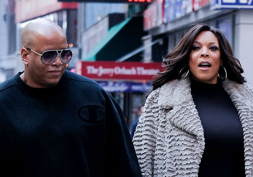 Wendy Williams Caught Partying With Her Husband's Mistress In Shocking New Photos