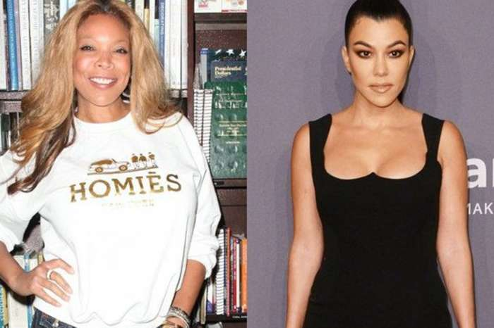 Kourtney Kardashian Did Not Expect Wendy Williams To Stand By Her Side -- The Family Is Anxiously Waiting On The Talk Show Host's Next Move